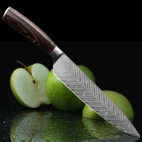 8 Professional High Steel Knife