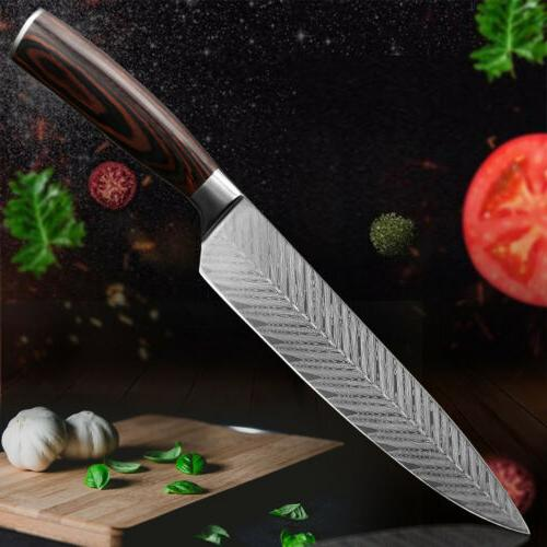 8 Chef Knife Professional High Steel