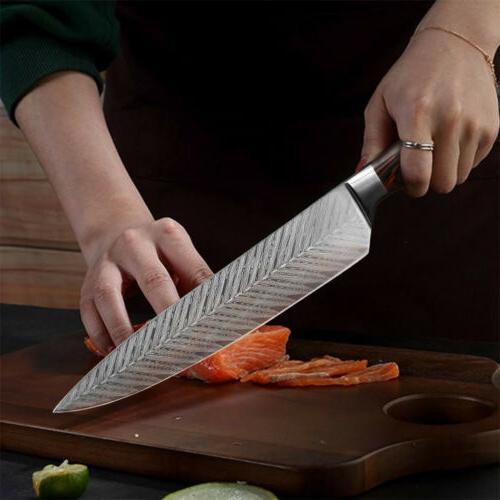 8 Chef Professional High Steel Kitchen