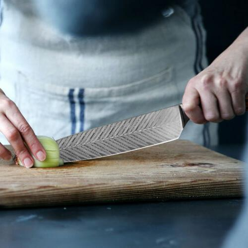 8 inches chef knife professional high carbon