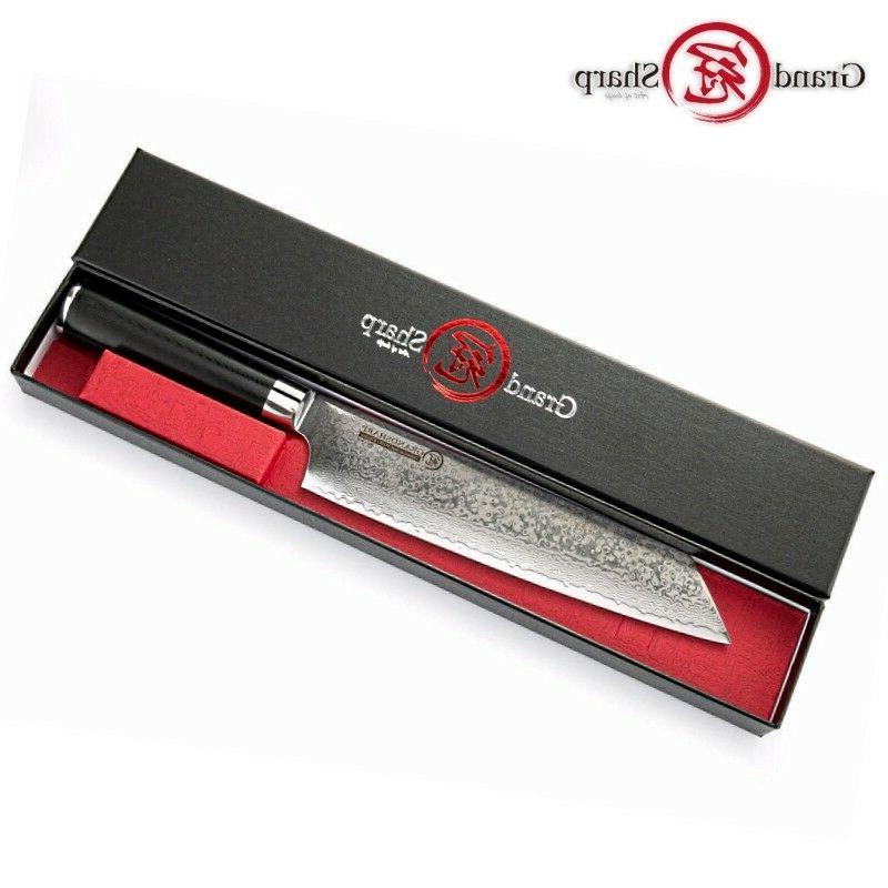 Chef Knife 210mm VG10 Japanese Master Kitchen