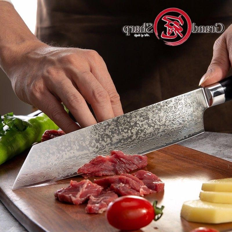 Chef Knife 210mm Japanese Master Chef Kitchen Tool