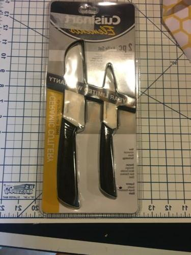 Cuisinart C59CE-2P Elements Ceramic 2-Piece Open Stock Knife