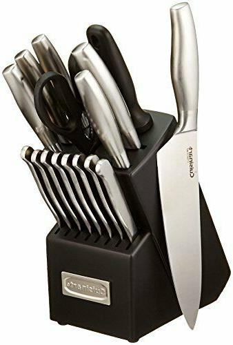 Cuisinart C77SS-17P 17-Piece Artiste Collection Cutlery Knif