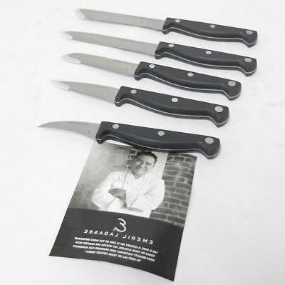 Emeril Lagasse 5-Piece Kitchen Knife Set