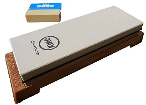 King Japanese Grit 1000/6000 Combination Sharpening Stone KW