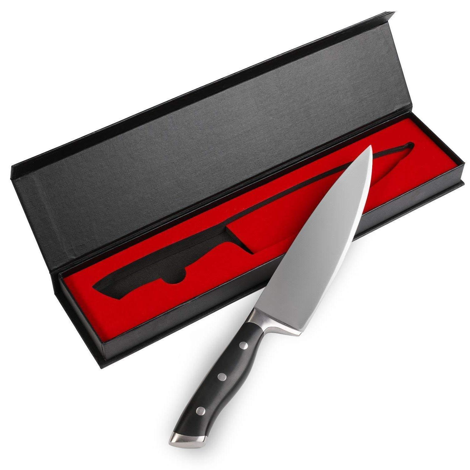 Multipurpose Kitchen Chef Knife 8-inch High Carbon Stainless Steel Chef\'s  Knife