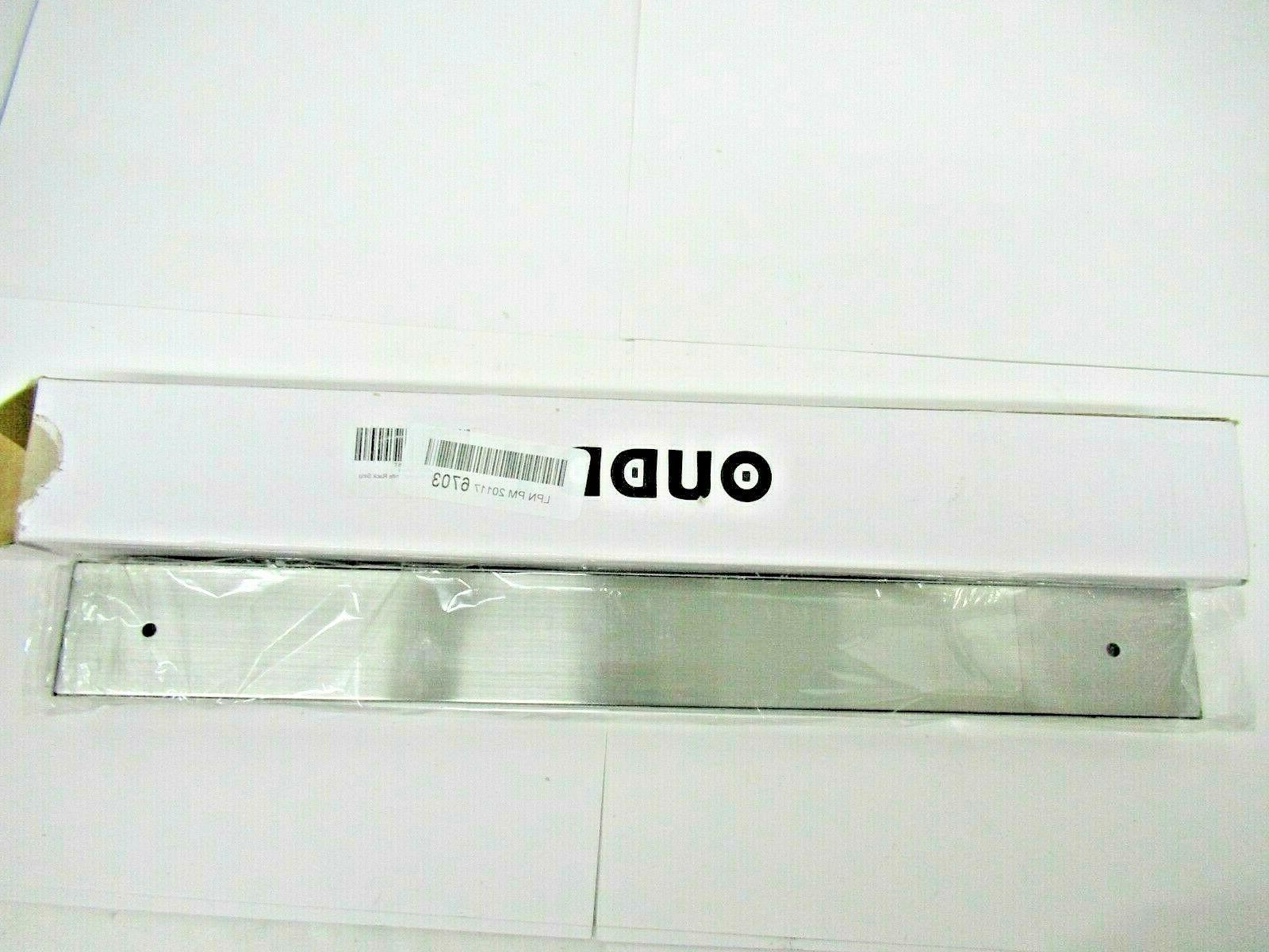 Ouddy 16 Inch Magnetic Knife Holder, Stainless Steel Magneti