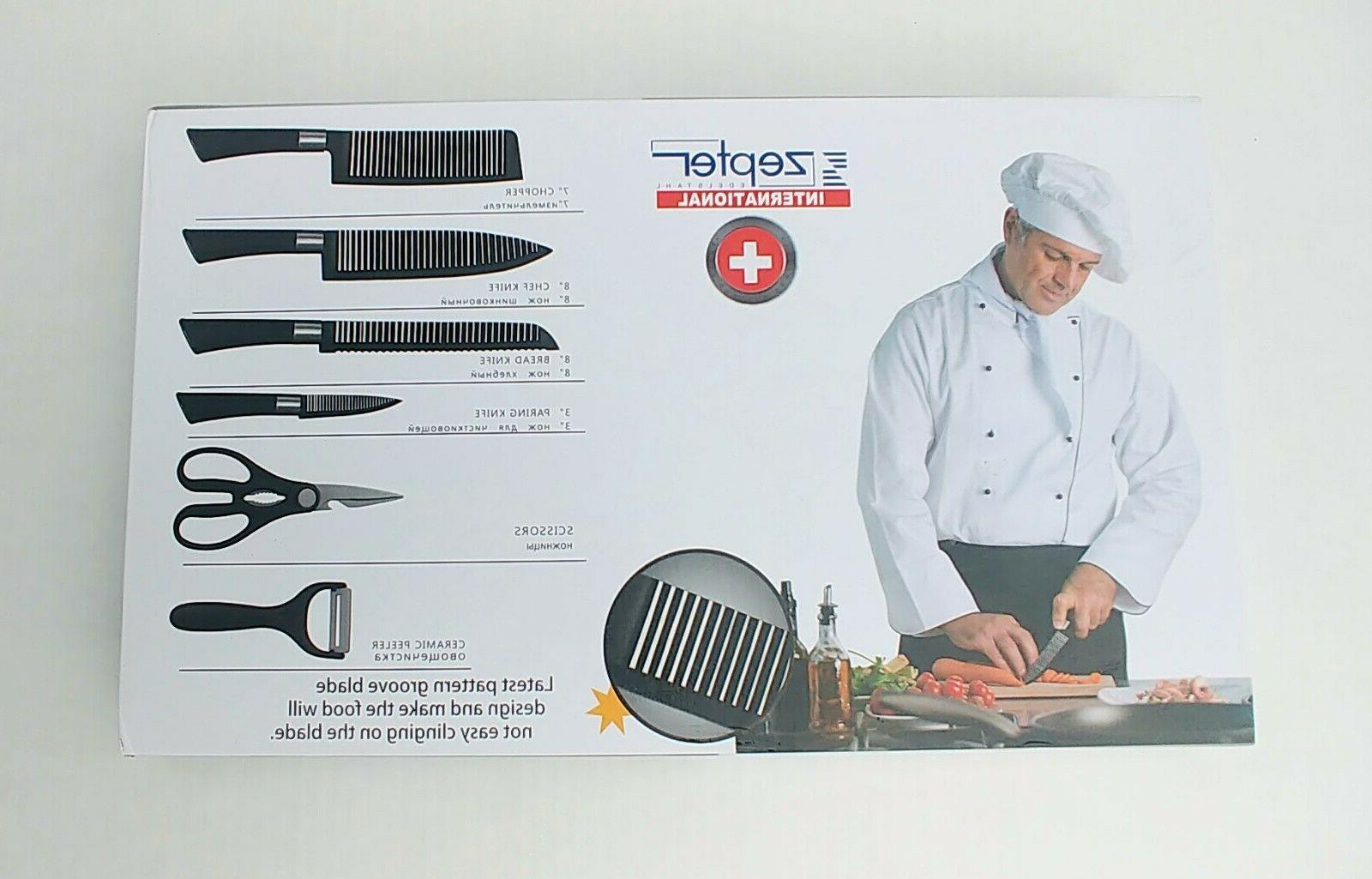 Zepter Pc Kitchen Knife Swiss