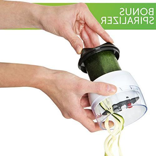 Adjustable Spiralizer - Veggie Slicer Slicer Cutter - Vegetable Cutter Zoodle