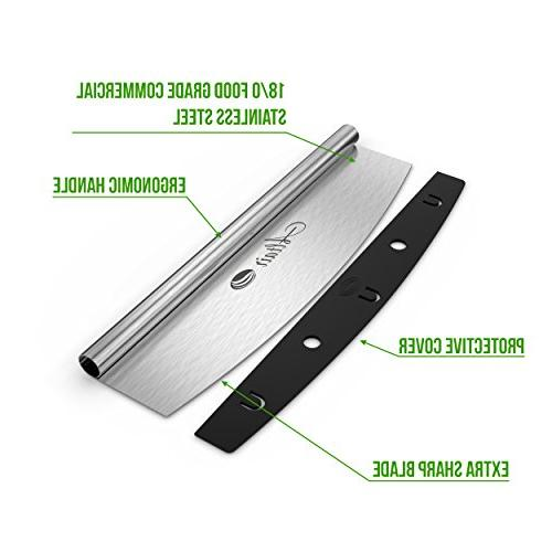 Altair & Bonus Ebook Best Cutter Rocker with Heavy Blade and a Cover Safe