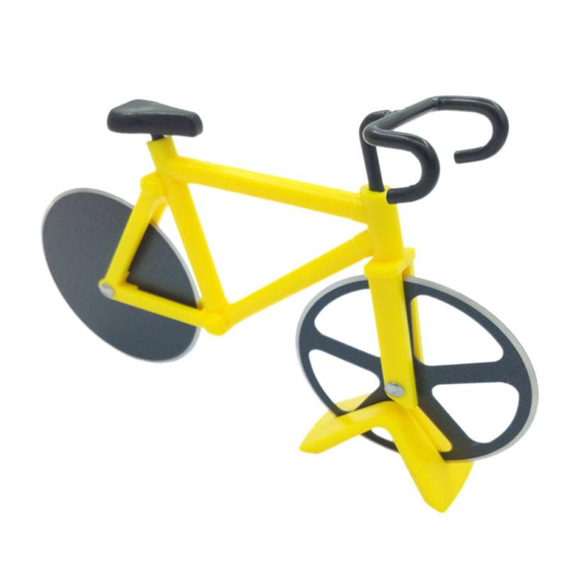 Bicycle Slicer Stainless Steel Chopper Kitchen Knife