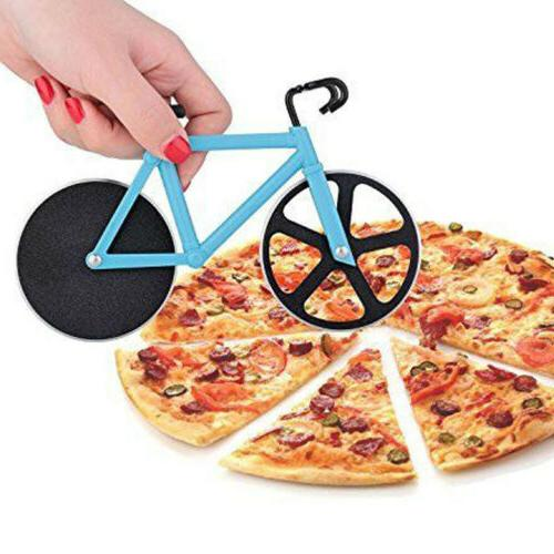 Bicycle Pizza Slicer Chopper Knife