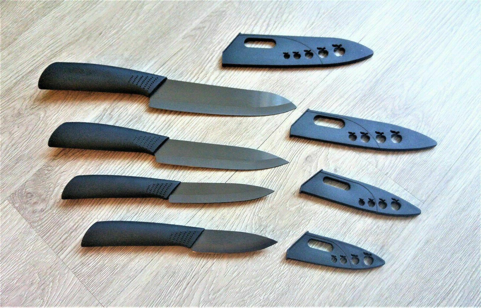 Black Blade Ceramic Knife Knives 3″ 4″ 6″ +