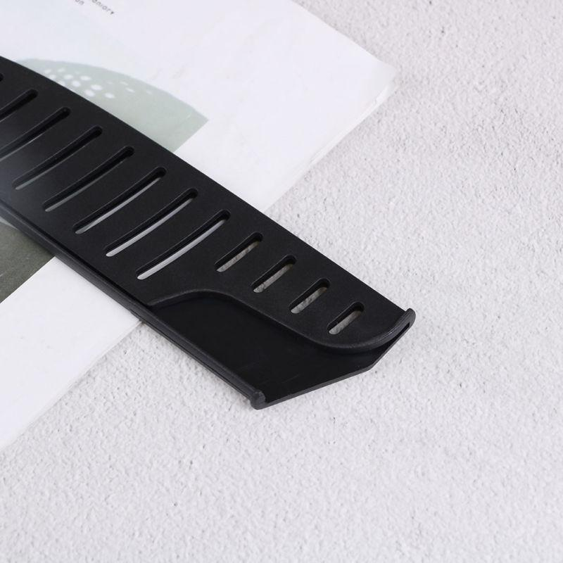 Black Plastic Kitchen Knife Blade Protector Cover for Inches SP