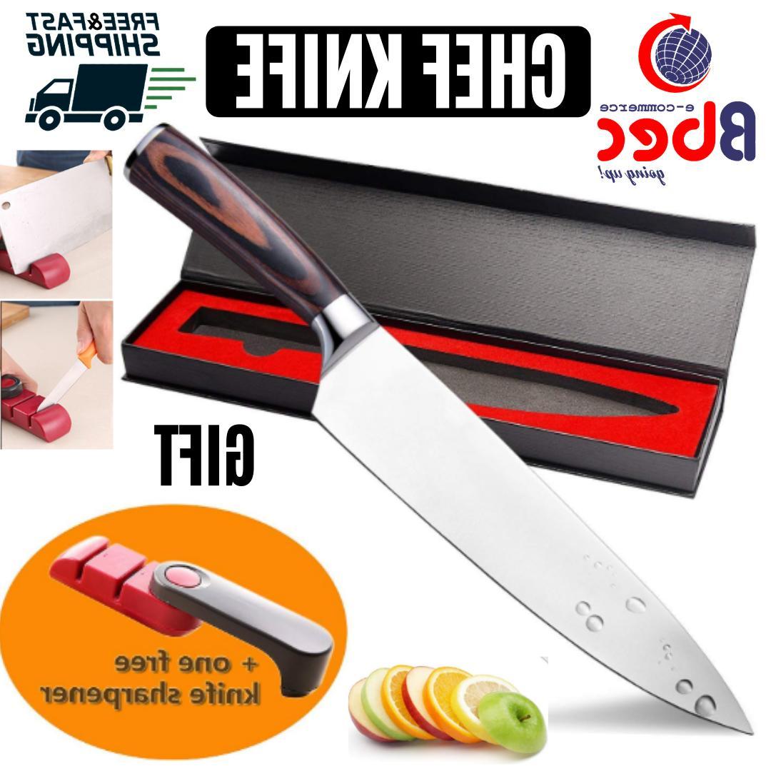 chef kitchen knife pro 8 inch high