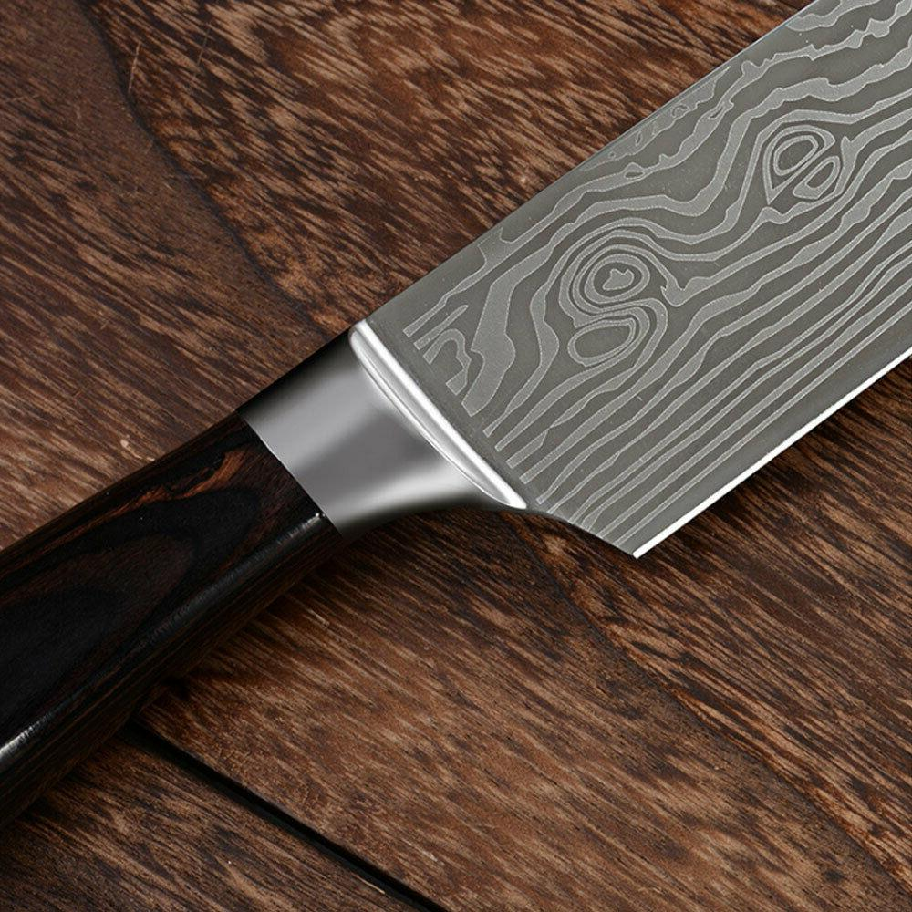 Chef High German Stainless Kitchen Knife