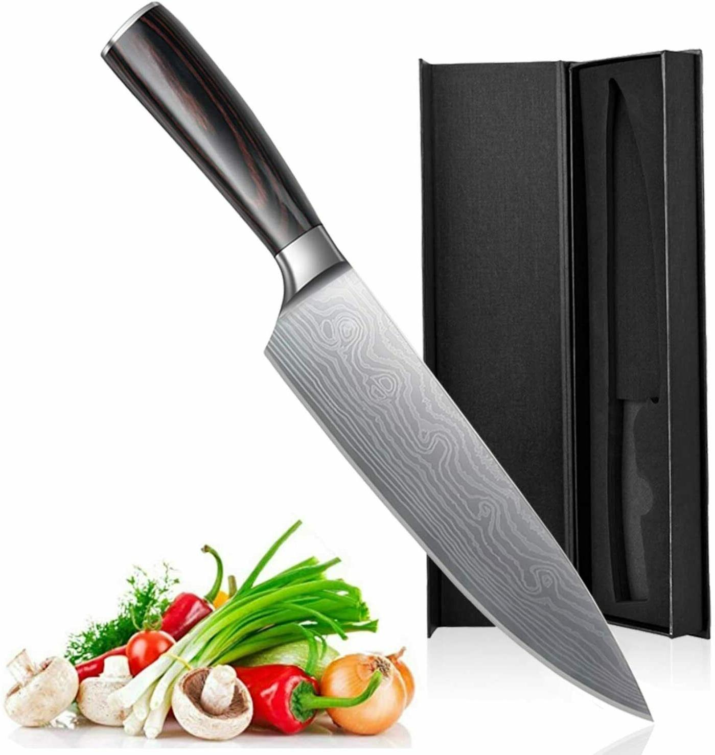 Chef Knife High Stainless