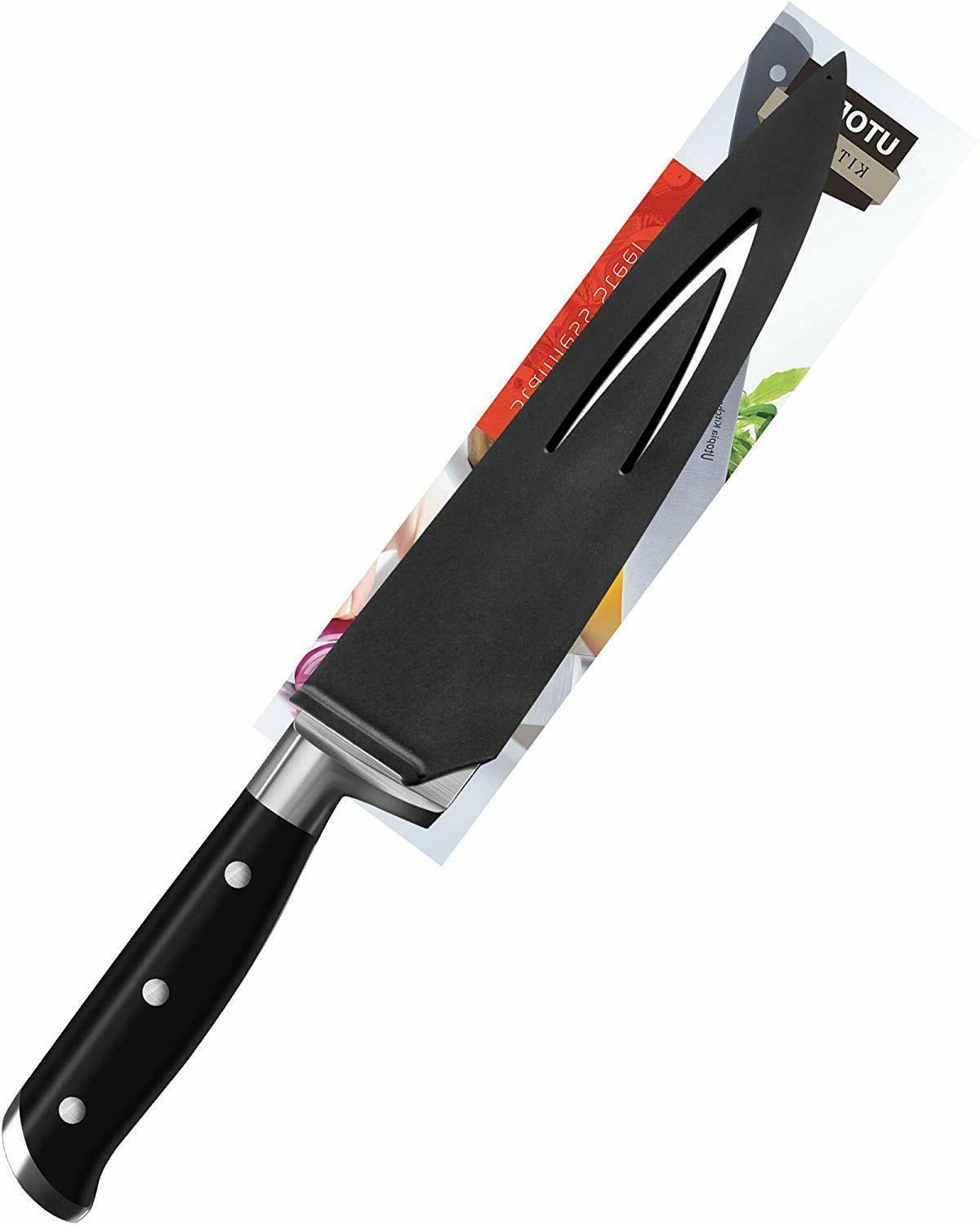 Chef Knife Carbon Stainless with Sheath