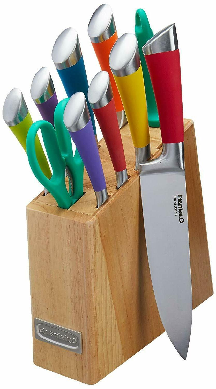 classic arista knife block set