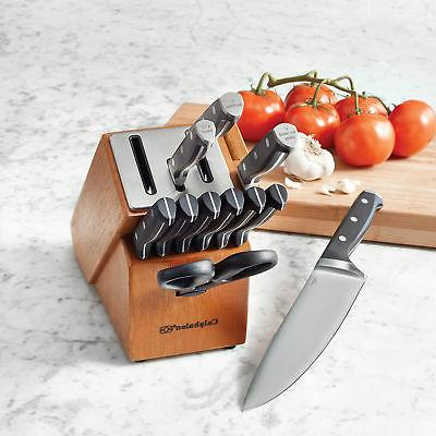 Calphalon Classic 12-Piece Cutlery Set with Technology