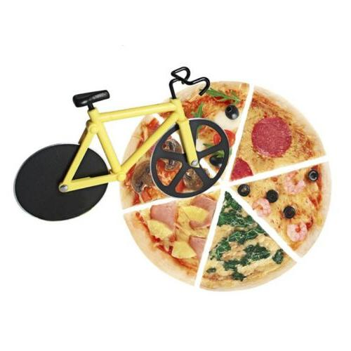 Creative Bicycle Cutter Chopper Kitchen Gadget