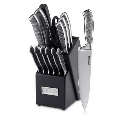 cuisinart classic stainless steel cutlery