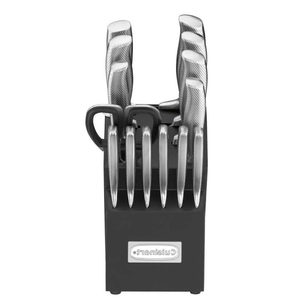 Cuisinart Elite Steel Cutlery Block