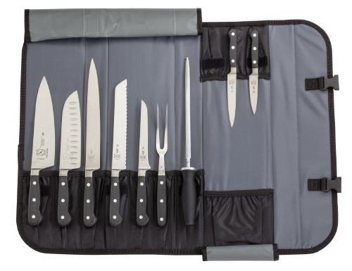 Mercer Culinary 10-Piece Forged Renaissance Knife Set, New,