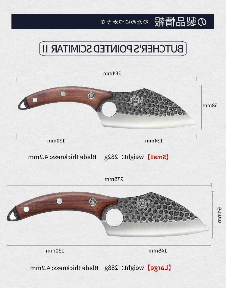 Handcrafted Tang Sharp Clever