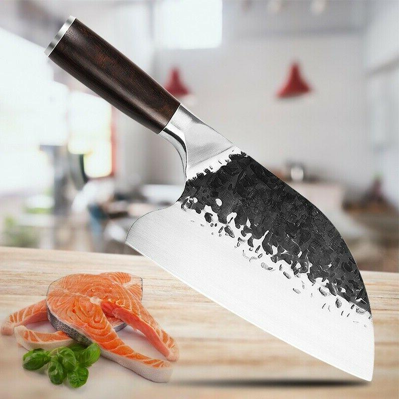Serbian Butcher Chef's Utility