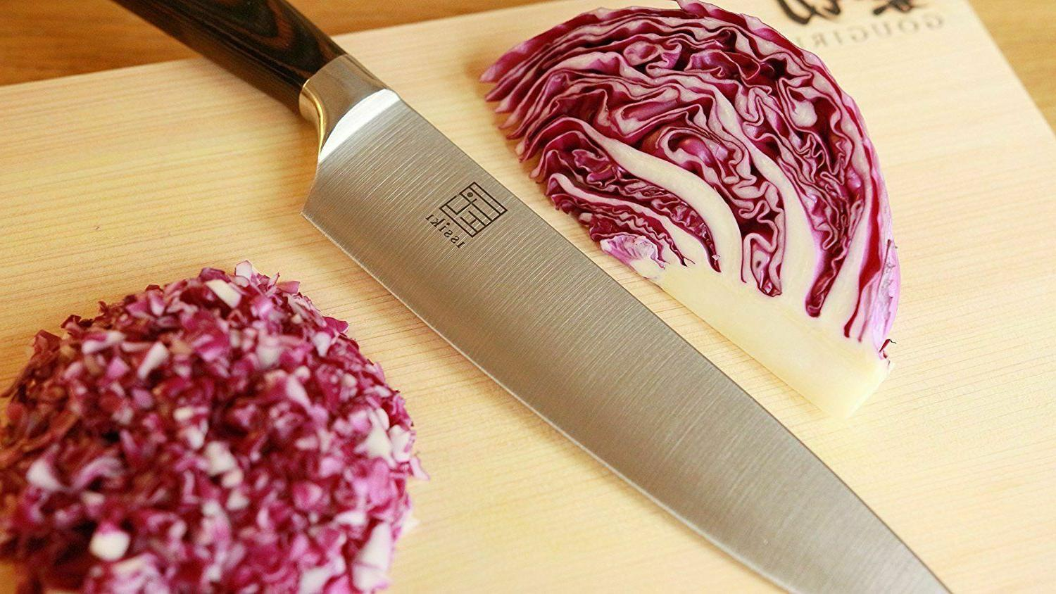 ISSIKI Professional Chef Sharp High Carbon Stainless