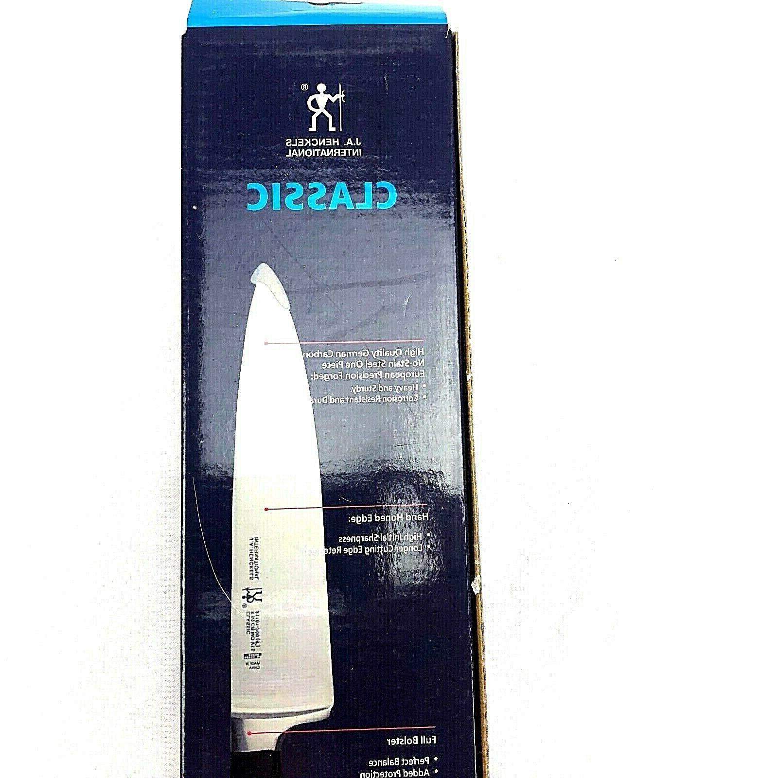 J.A. Henckels Inch Classic Chef's NIB 31161-200