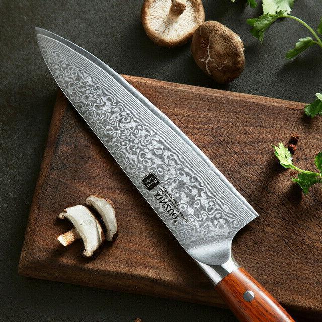 Japanese Kitchen VG10 8.5'' Chef Knife