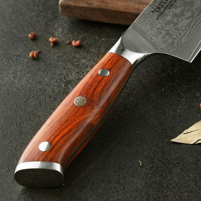 Japanese Kitchen Knives VG10 8.5'' Chef Knife 67layers
