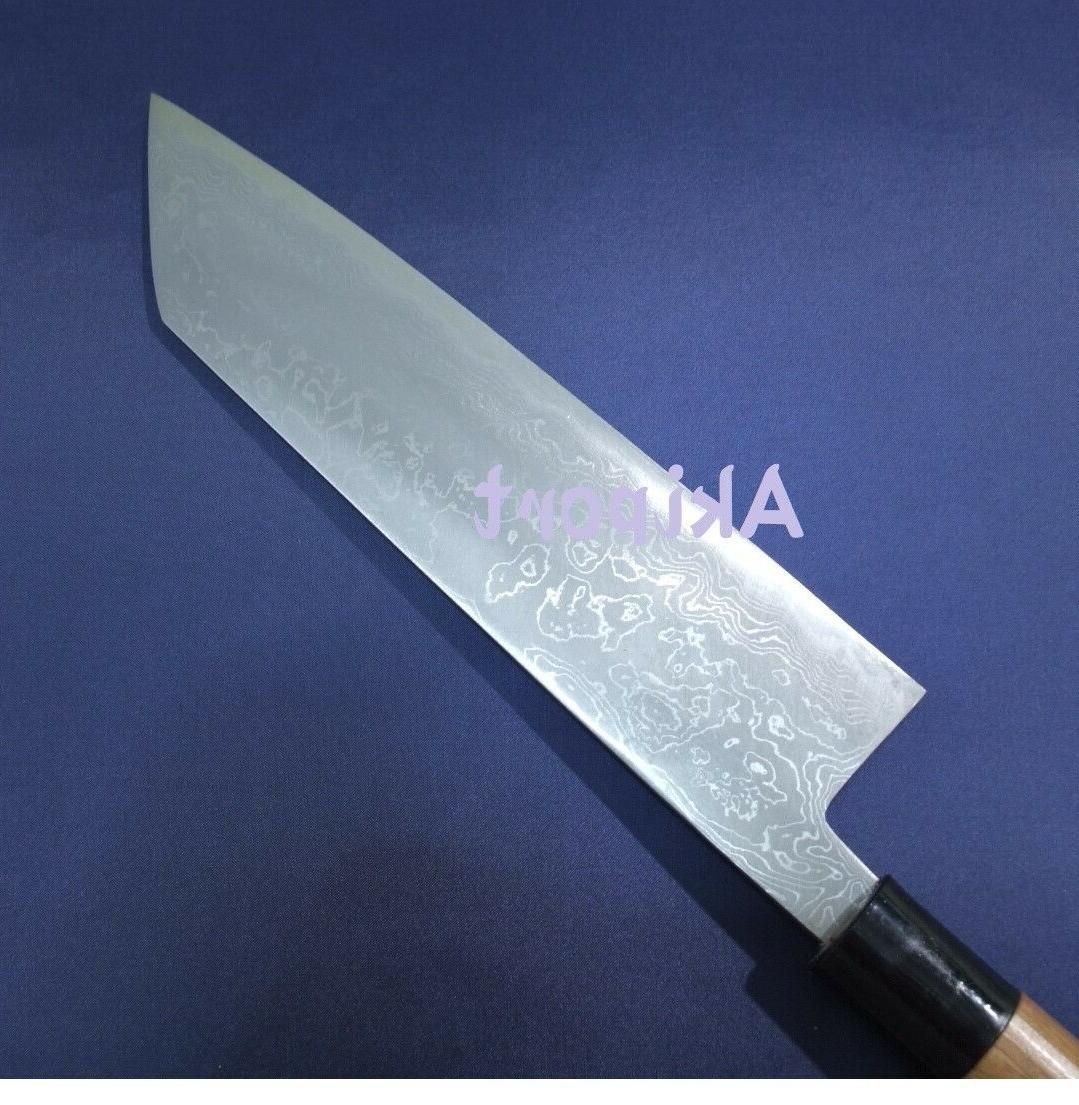 Japanese Kiritsuke Knife KAJIWARA Aogami 210,240