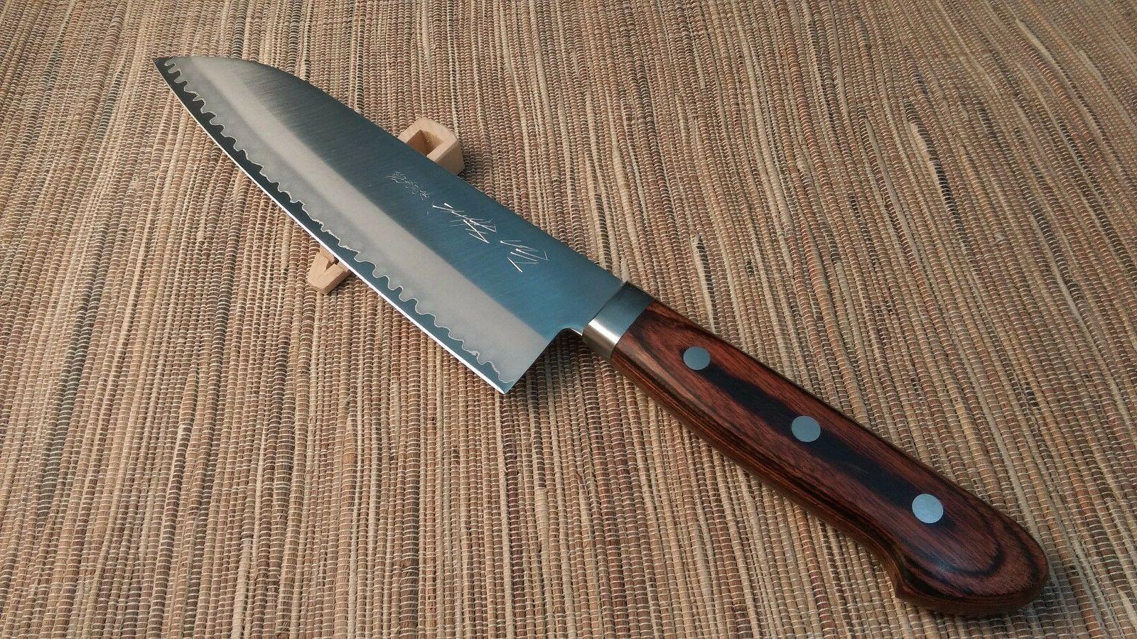 Sakai Japanese Kitchen Yoshihiro Santoku knife