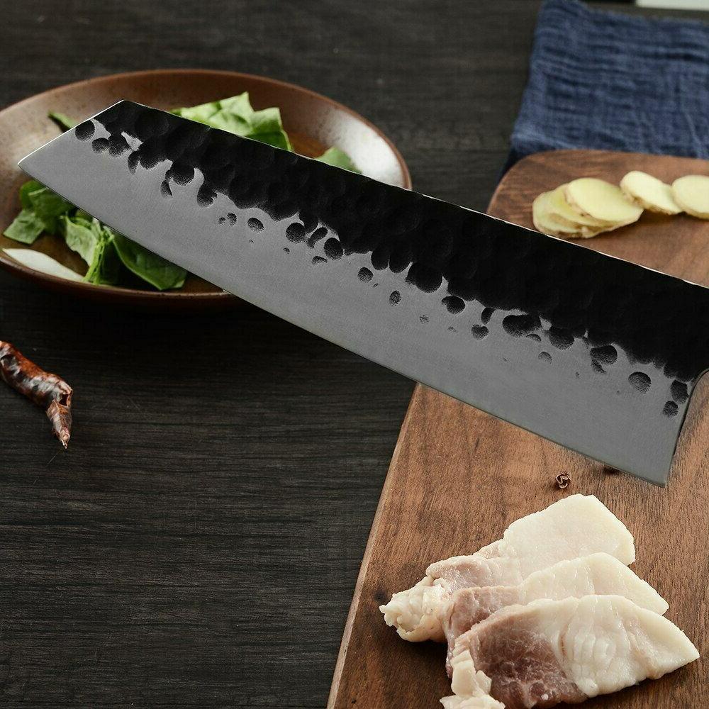 Kiritsuke Knife Chef Kitchen Cooking Tools