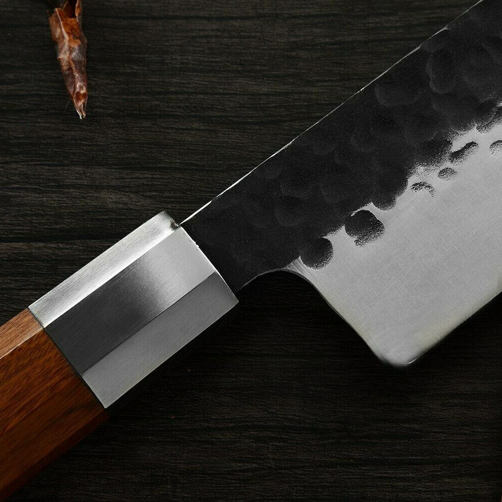 Kiritsuke Knife Kitchen Knives Handle