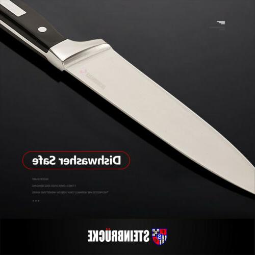 Chef's Knife inch Kitchen High Carbon German Stainless for Home