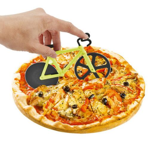 Kitchen Pizza Wheel Knife