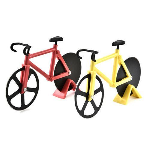 Pizza Cutter Bike Wheel Roller