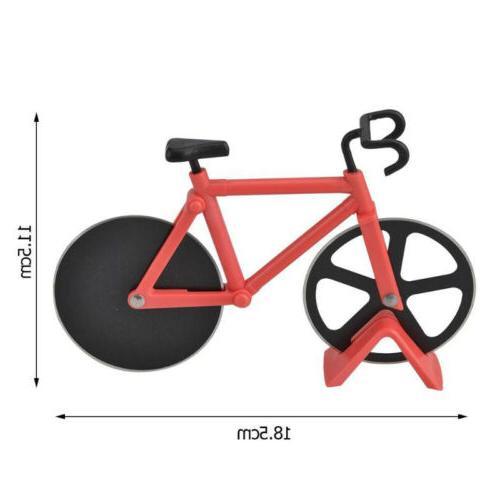 Pizza Dual Bike Wheel