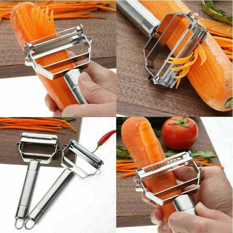 Kitchen Stainless Cutter Knife Graters Cooking