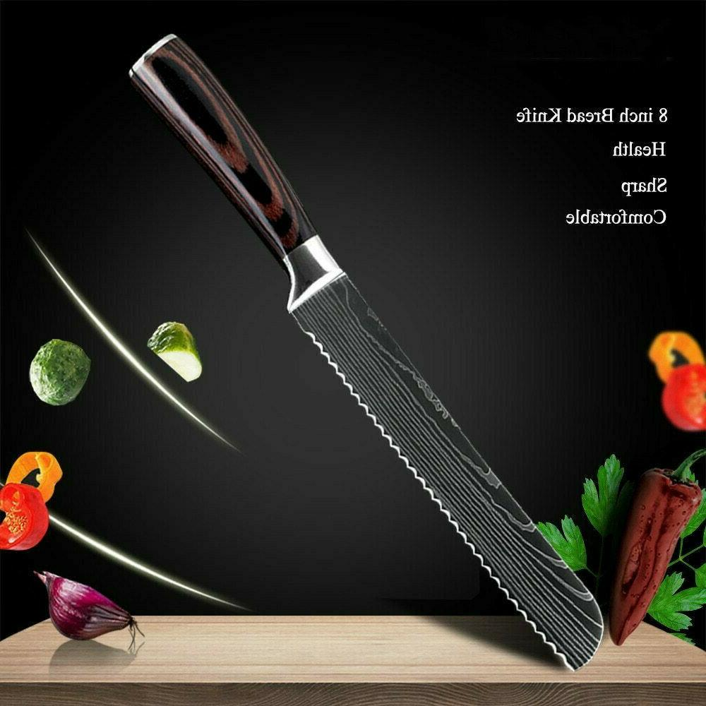 Kitchen Japanese Stainless Steel Cutting Knife