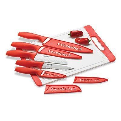 knife set non slip cutting