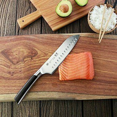 N Series 59113 Steel Santoku Knife, 7-Inch Kitchen