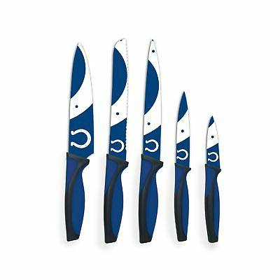 nfl indianapolis colts kitchen knives