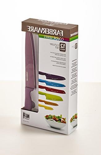 Farberware Non-Stick Resin Multicolor