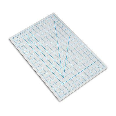 "** Self-Healing Cutting Mat, Nonslip Bottom, 1"" Grid, 12 x 1"